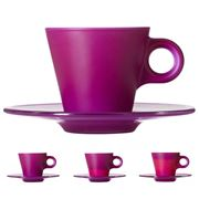 Leonardo - Ooh! Magico Colour Changing Espresso Cup Lilac