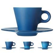 Leonardo - Ooh! Magico Colour Changing Espresso Cup Blue