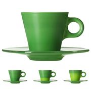 Leonardo - Ooh! Magico Colour Changing Espresso Cup Green