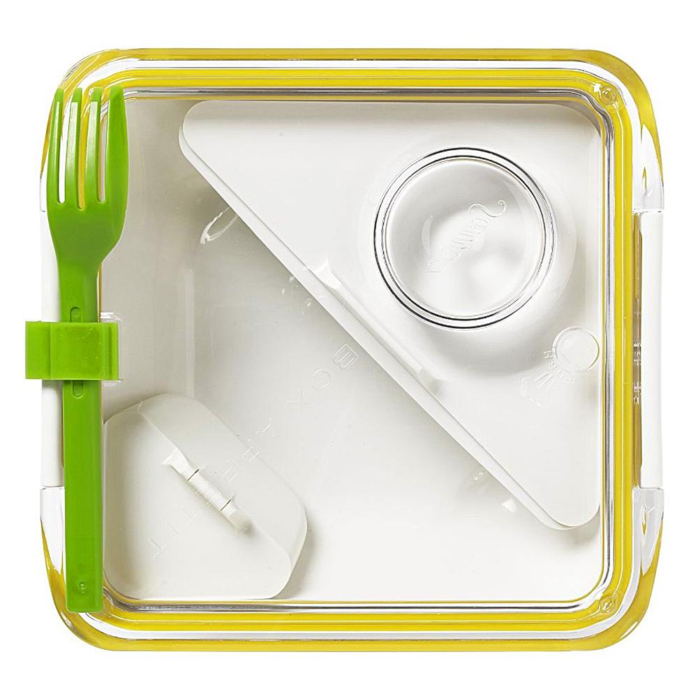 black blum box appetit yellow lunch box peter 39 s of. Black Bedroom Furniture Sets. Home Design Ideas