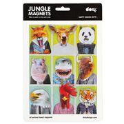Doiy - Jungle Fridge Magnets