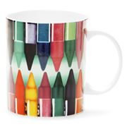 Eames - House of Cards Crayons Mug