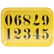 Eames - House of Cards Numbers Tray