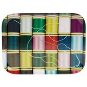 Eames - House of Cards Cotton Reel Tray