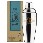 Gentlemen's Hardware - In Good Spirit Cocktail Shaker