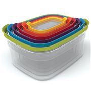 Joseph Joseph - Nest Compact Storage Container Set 6pce