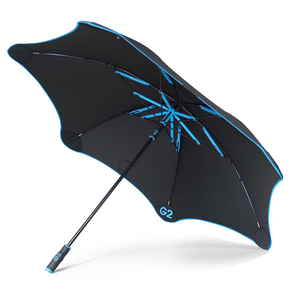 Blunt Golf G2 Blue Umbrella Peters Of Kensington