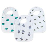Aden and Anais - Jungle Jam Snap Bib Set 3pce