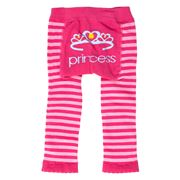 Tippy Toes - Footless Tights Princess 6-12 Months