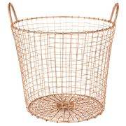Robert Gordon - Copper Finished Deep Wire Basket Medium