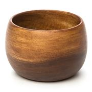 Darlin - Acacia Wood Calabash Bowl 15cm