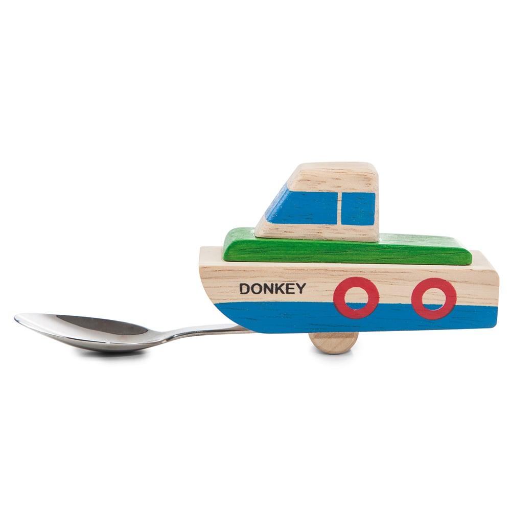NEW Donkey Products Kids Spoon Quack Quack