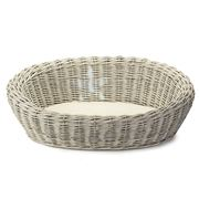OneWorld - French Grey Pet Basket