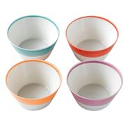 Royal Doulton - 1815 Bright Cereal Bowl Set 4pce