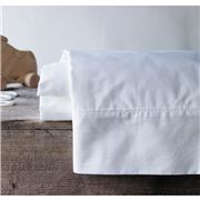 Sheridan - Baby Billy Fitted Cot Sheet White