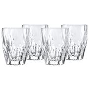 Nachtmann - Sphere Double Old Fashioned Whisky Set 4pce