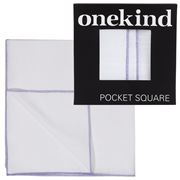 Onekind - Neci Lilac Pocket Square
