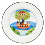 V&B - Design Naif Dinner Plate Noah's Ark