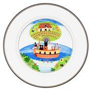 V&B - Design Naif Salad Plate Noah's Ark