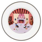 V&B - Design Naif Salad Plate Fireplace