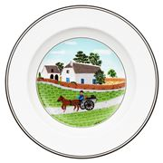 V&B - Design Naif Deep Plate Farmer