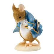 Beatrix Potter - Gentlemen Mouse Mini Figurine