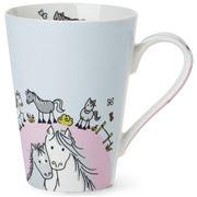 Konitz - Globetrotter Horses Mug