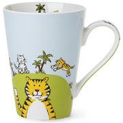 Konitz - Globetrotter Tigers Mug