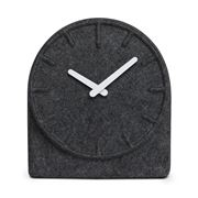 Leff - Felt Two Grey Table Clock