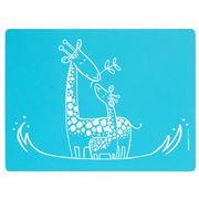 Modern Twist - Giraffe Giggles Placemat