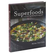 Book - Superfoods by Rena Patten