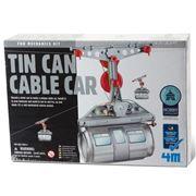 Kidz Labs - Tin Can Cable Car Kit