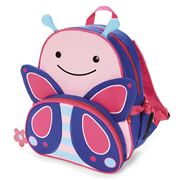 SkipHop - Zoo Backpack Butterfly
