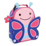 SkipHop - Zoo Lunchies Insulated Lunch Bag Butterfly