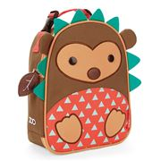 SkipHop - Zoo Lunchies Insulated Lunch Bag Hedgehog