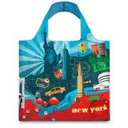 LOQI - Urban New York Reusable Bag