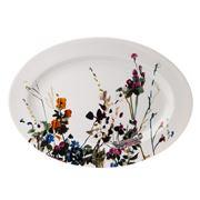 Padma - Wildflower Oval Platter