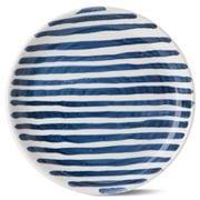 Robert Gordon - Indigo Stripe Side Plate