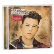 Sony - CD Taylor Henderson Burnt Letters
