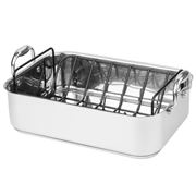 Essteele - Per Vita Roasting Dish with Rack
