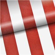 Vandoros - Pavilion Stripe Red Wrapping Paper