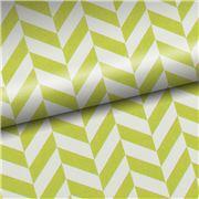 Vandoros - Chevron Citron Wrapping Paper