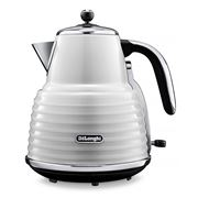 DeLonghi - Scultura White Kettle