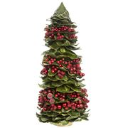 Swish Collection - Red Berry Christmas Tree 67cm