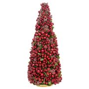 Swish Collection - Festive Red Berry Tree 69cm