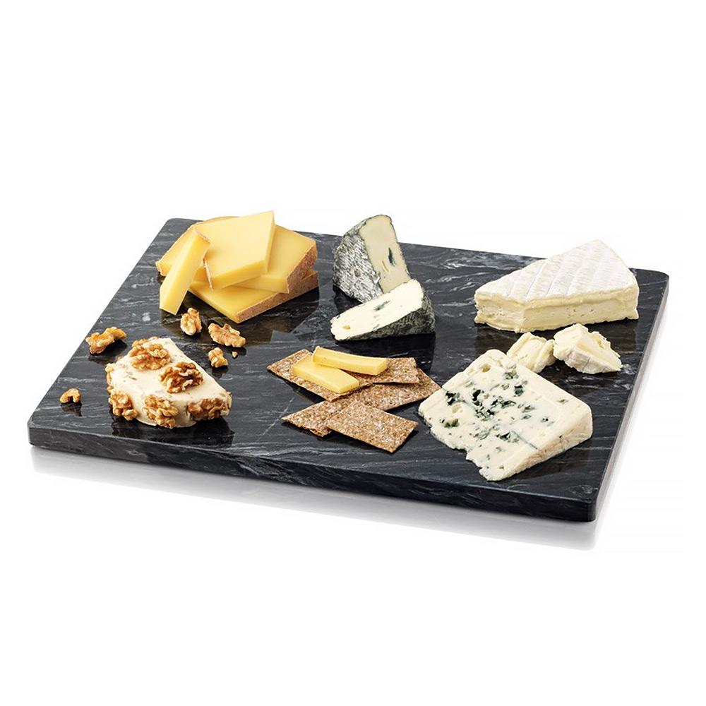 Boska Manhattan Black Marble Cheese Board 40x30cm