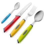 Scanpan - Spectrum Multicoloured Cutlery Set 16pce
