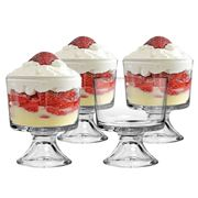 Anchor - Mini Trifle Bowl Set 4pce