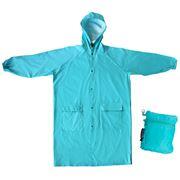Envirotrend - SPLASHitToMe Large Aqua Compact Raincoat