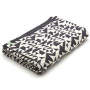 Otto & Spike - Annie Charcoal Throw Rug